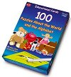 100 puzzles about the world and the alphabet - игра