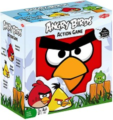 Angry Birds - Action game - Занимателна игра - игра